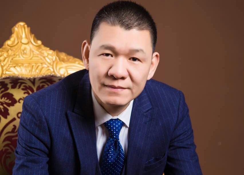 会长:张锦彬先生
